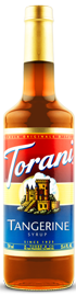 Torani - Tangerine Orange Syrup 750 ml, 25.4 fl oz