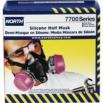 North 7700 Silicone Half Mask