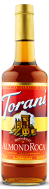 Torani - Almond Roca Syrup 750 ml, 25.4 fl oz