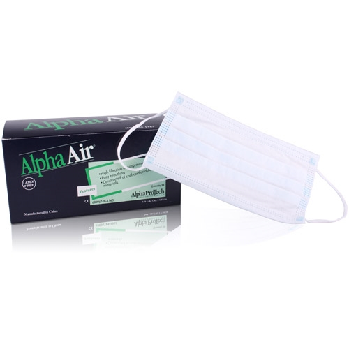 Alpha Air Ear Loop Mask