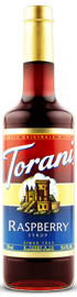 Torani - Raspberry Syrup 750 ml, 25.4 fl oz