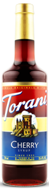 Torani - Cherry Syrup 750 ml, 25.4 fl oz