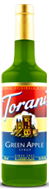 Torani - Green Apple Syrup 750 ml, 25.4 fl oz