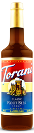 Torani - Root Beer Syrup 750 ml, 25.4 fl oz