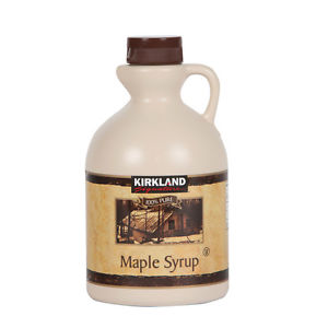 Kirkland Signature, Maple Syrup 1 L
