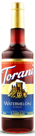 Torani - Watermelon Syrup 750 ml, 25.4 fl oz