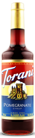 Torani - Pomegranate Syrup 750 ml, 25.4 fl oz